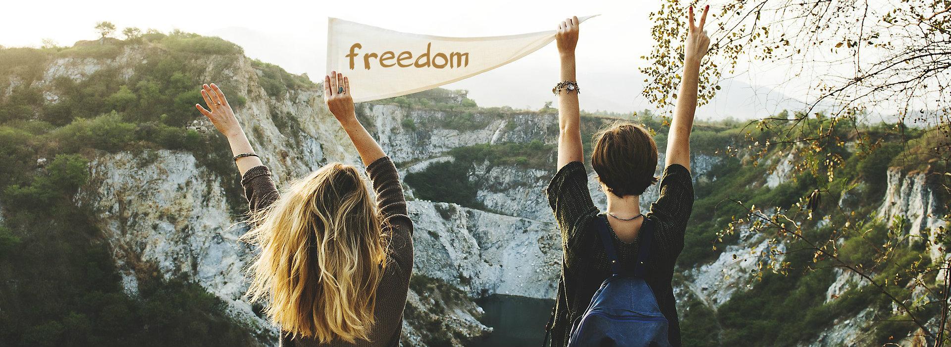 Nosotras en busca de libertad