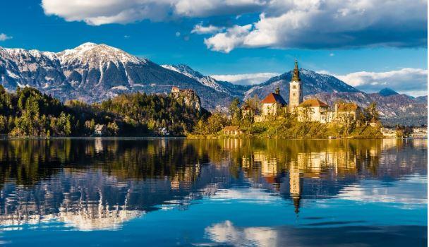 Eslovenia - lago Bled