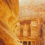 Puerta de Petra Jordania