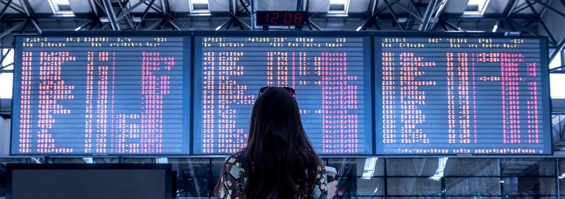 Viajes - Aeropuerto
