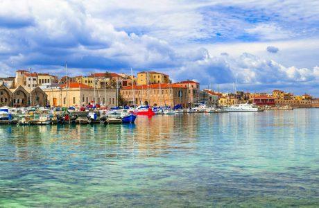 Creta-pueblo-mar