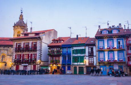 Hondarribia, Fuenterrabia,País Vasco
