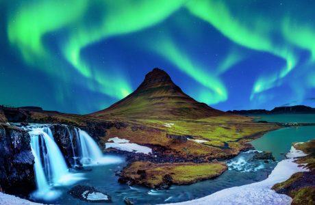 Islandia auroras boreales