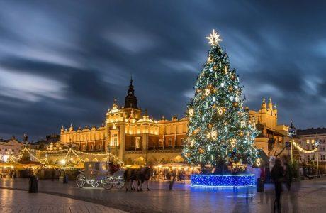 Mercadillos Navideños Cracovia
