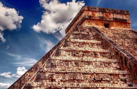 Mexico-Chichén Itza-PIramide