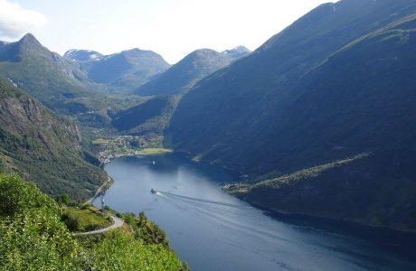 Noruega, Fiordo Geiranger