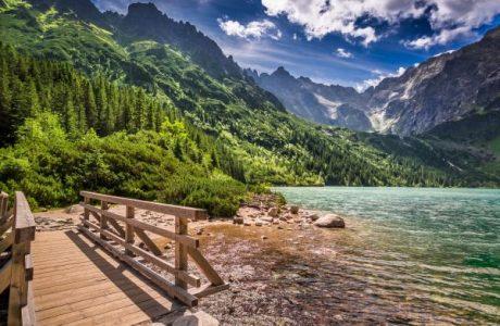 Zakopane los montes Tatra Polonia