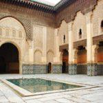 Patio tipico marroqui